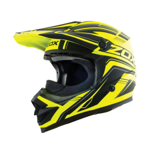 Zox Warrier Snowcross Helmet Sale 7 Colors