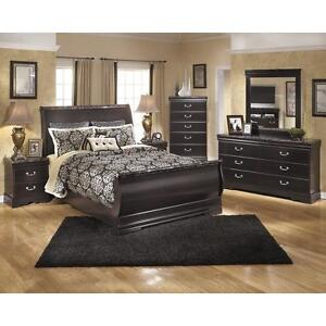 ASHLEY FURNITURE – ESMARELDA 7 PIECE BEDROOM SET 50% OFF