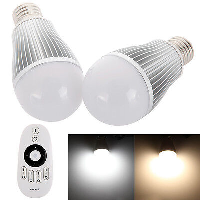 LED Bulb 6W Dimmable & Remote Control 2.4G/Color Temperature Brightness Control