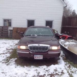 2001 Mercury Grand Marquis LS Sedan