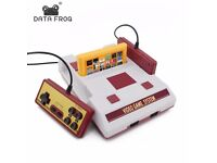 Dual Controller 8 Bit TV Video Game Console Classic Games Player Built In 500+ Games