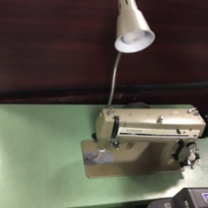 INDUSTRIAL SINGER SEWING MACHINE STATIONS - 8 Available!