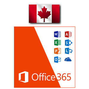 SALE Microsoft Office 365 - Lifetime Subscription for 5 Devices