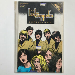 The Led Zeppelin Experience #1 Comic Book Mint