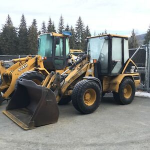 Front end loaders for rent