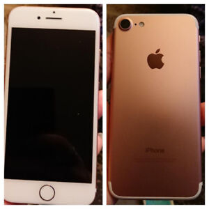 Brand New Iphone 7 32gb in Rose Gold