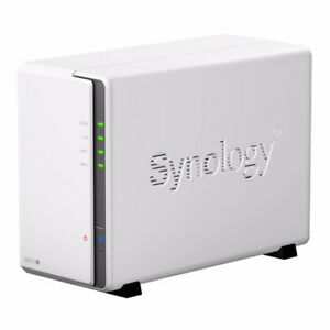 Synology DiskStation 2-Bay NAS 213J