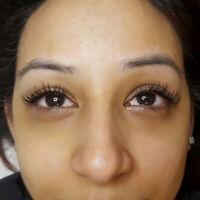 Eyelash extensions $80 (reg. $100)