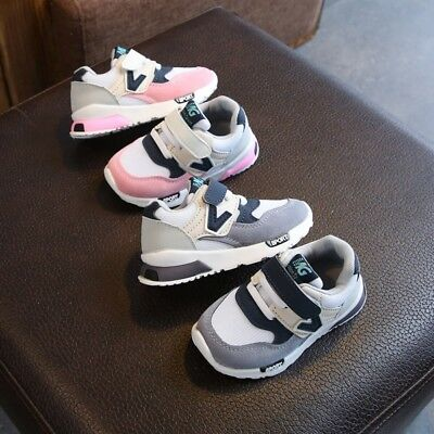 Kids Sport Running Baby Shoes Boys Girls Soft Soled Toddler Shoes Sneakers USA