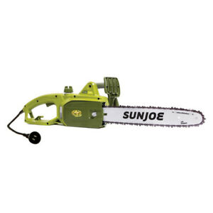 Sun Joe 12-inch 9 Amp Electric Chainsaw - Brand New