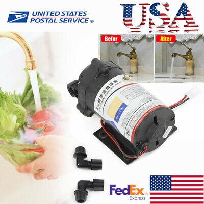 Water Purifier Diaphragm Pump Ro Booster Pump 100g Dc 24v Reverse Osmosis Usa