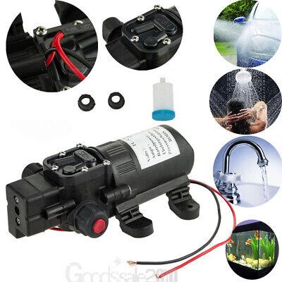 Dc 12v 6lmin Motor Electric High Pressure Diaphragm Water Self Priming Pump