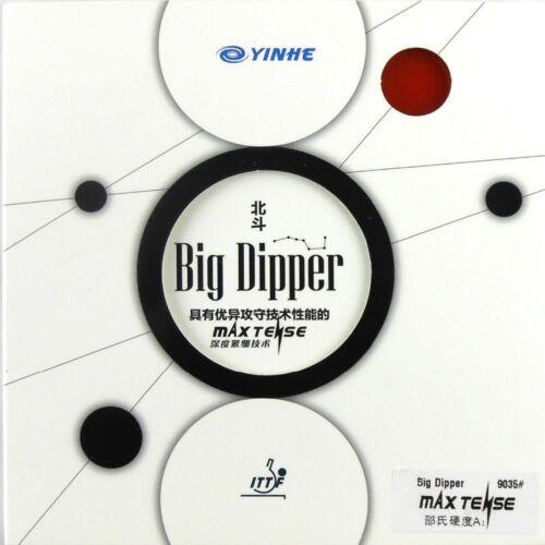 Yinhe Rubber Big Dipper Max Tense H3 NEO Black