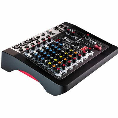 Allen Heath ZEDi-10FX 10 Input Compact Hybrid Mixer/USB Interface W/ FX Effects