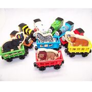 Thomas and Friends Wooden Lot