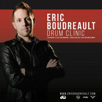 Drum Masterclass with Eric Boudreault at Long & McQuade Regina!