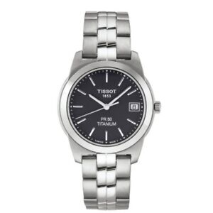 Mens Tissot PR50 Titanium Watch T34748161