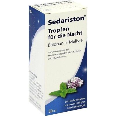 SEDARISTON Tropfen für die Nacht - 50ml 50 ml PZN4218026