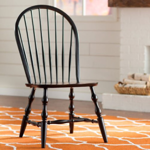 Windsor Dining Room Chairs - Set of 4