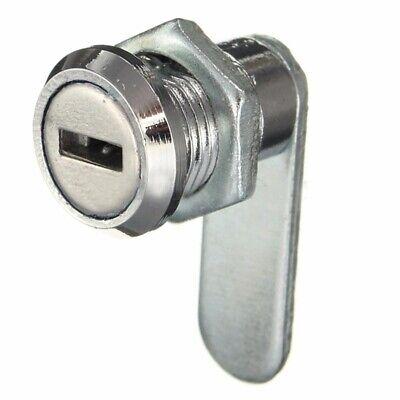 2 Pcs Keyed Alike Cupboard Mailbox File Cabinet Desk Drawer Cam Lock 2 Ke G9m4