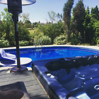 2800ftÃ'²-Beautiful house with summing pool