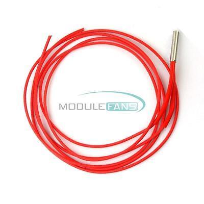 5pcs Reprap 24v 30w Ceramic Cartridge Wire Heater Arduino 3d Print Prusa Mendel