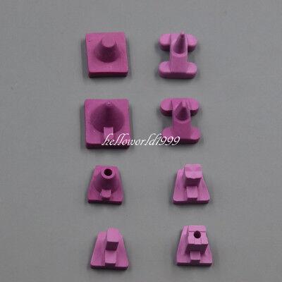 8 Pcsset Dental Lab Ceramic Firing Pegs Porcelain Oven Tray Anterior Posterior