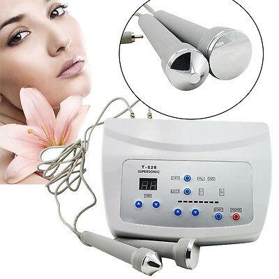 Ultrasound Facial Skin Massager Beauty Therapy Ultrasonic Machine Probe Device