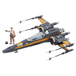 Figurines Star Wars et véhicules (Faucon, Tie Figher, XWing) !;