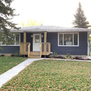 Beautifully Updated House in Camrose