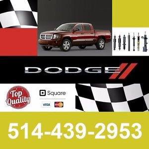 Dodge Dakota ► Shocks and Struts • Amortisseurs