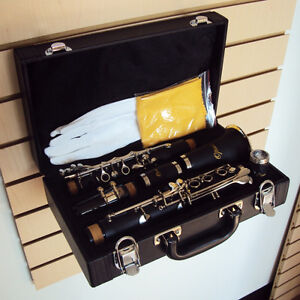 Brand new Clarinet, different colors, perfect for school band!
