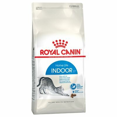Royal Canin Health Nutrition Home Life Indoor 27 Dry Cat Food 400g