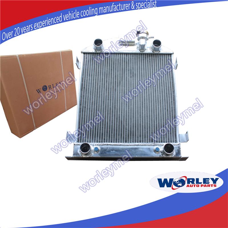 3 core aluminum radiator for FORD Model A W/Flathead engine