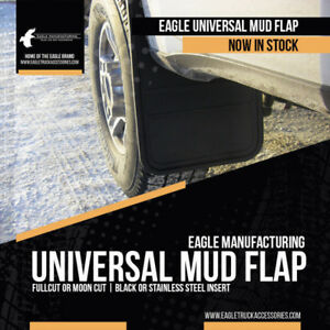 Heavy Duty Rubber Mud Flaps for Trucks & SUV -FREE SHIPPING
