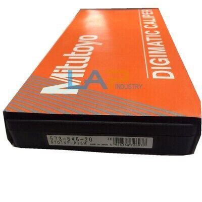 1pcs New For Mitutoyo Diameter Digital Display Depth Caliper 573-642-20 10-200mm