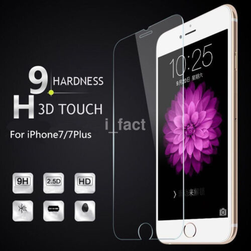 Premium Front+Back Tempered Glass Film Screen Protector For iPhone 8 8 Plus Gift