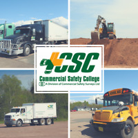Commercial Driver Training - Programs Start Monthly