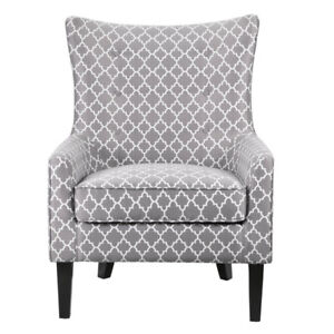 New Dycus Shelter Wing Armchair SKU: RBSD3707
