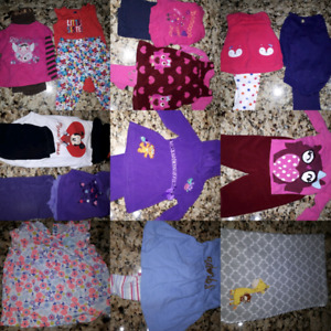 Excellent Condition Baby Girl Clothes & Baby Items