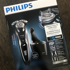 Philips - Shaver 9000 with SmartClean System