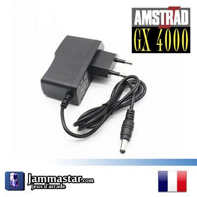 Alimentation Console Amstrad GX 4000 - Adaptateur - GX4000 Power Supply