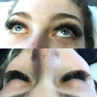 NEW YEAR PROMOTION FOR EYELASH EXTENSIONS
