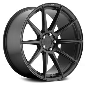 REDUCED 18 inch Niche Wheels and A/S Firestone Tires