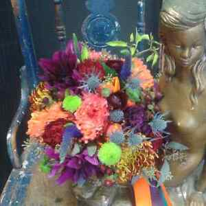 The Most Magical Flower Shop, Chartreuse Flower Works Kingston Kingston Area image 5