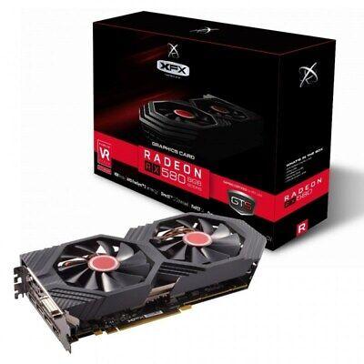 XFX Radeon RX 580 8GB GTS XXX Graphics Card