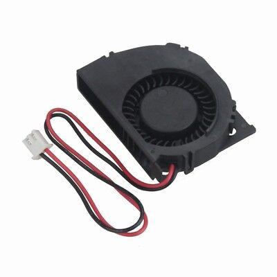 Ball Bearing 12V 50mm x 10mm Blower Fan Exhaust Cooling Fan Computer 2pin Motor