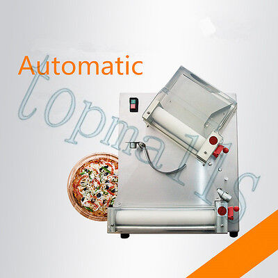 Automatic Electric Pizza Dough Rollersheeter Machinepizza Making Machine 12