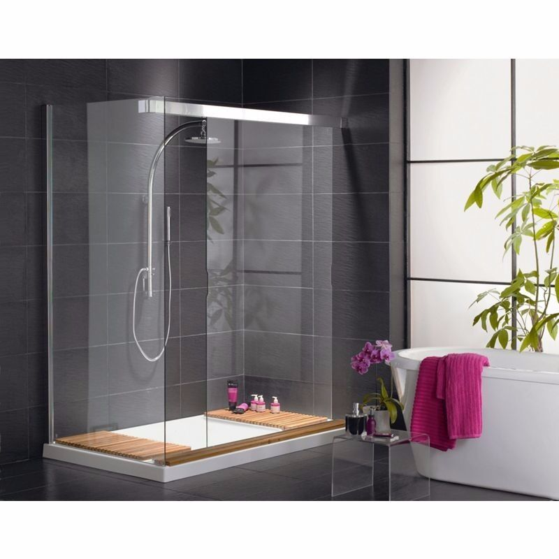 LUXURY SHOWER TRAY STORM by AQUALUX 1700x900 | in Sandwell, West ...