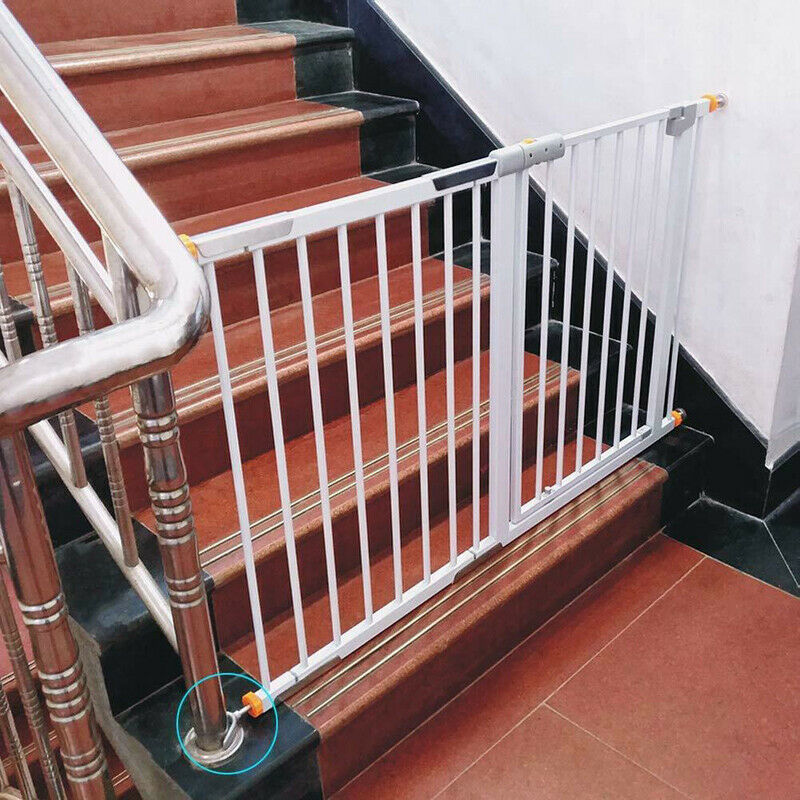 Staircase Baby Safety Isolation Fence Gate Dog Y-shaped Stai